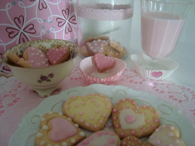 biscoito decorado
