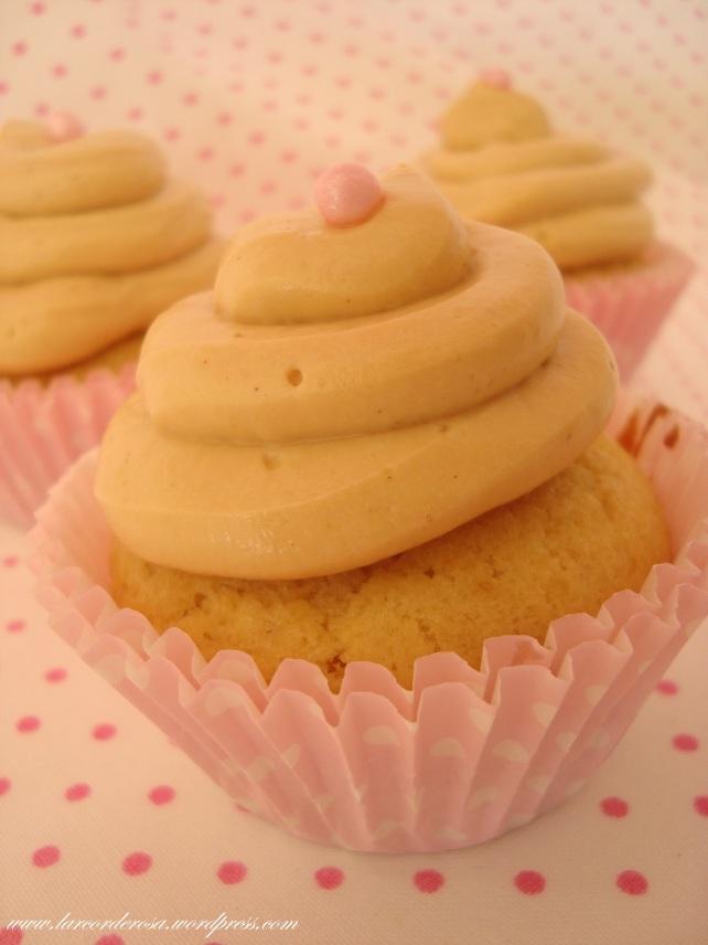 diversas cupcake de caramelo