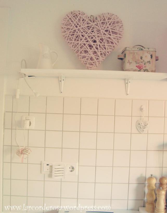 cozinha fofa e rosa
