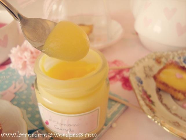 lemon curd caseiro