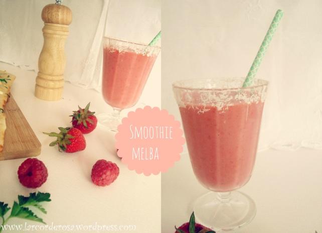 smoothie melba