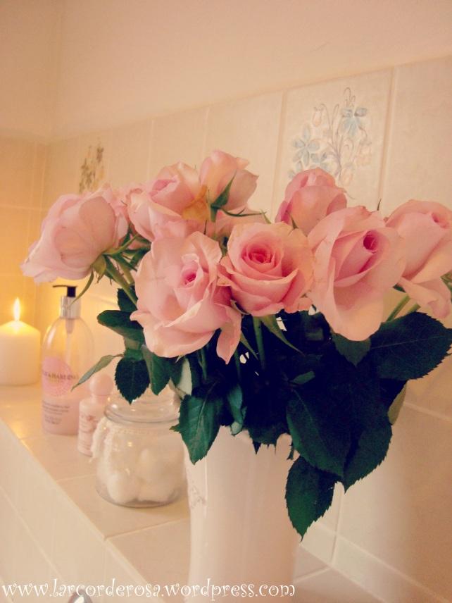 banheiro romantico