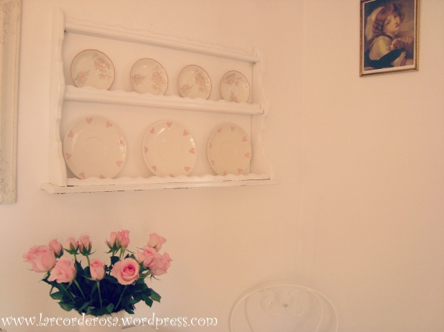 estante shabby chic