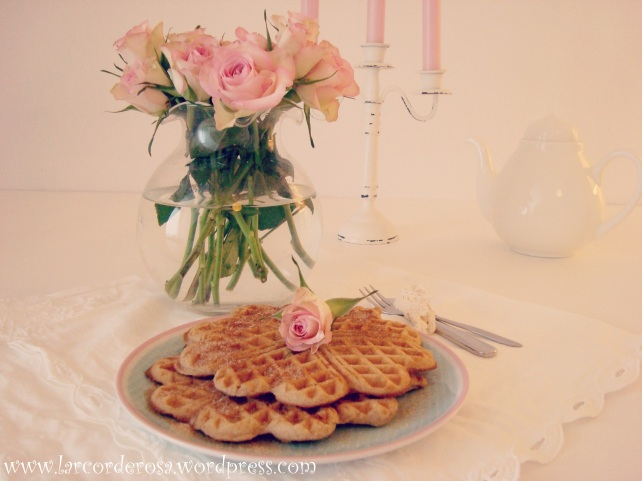 waffle integral, Vollkornwaffeln